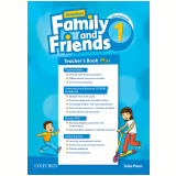 American Family And Friends 1 Teachers Pack - Second Edition -