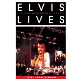 "Elvis Lives - The 25th Anniversary Concert - ""Live"" from Memphis (DVD) - Elvis Presley"