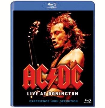 AC/DC - Live At Donington (Blu-Ray)