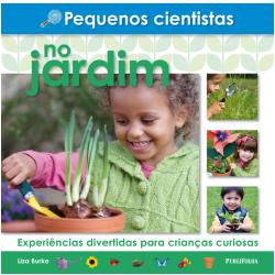 Pequenos Cientistas No Jardim