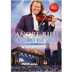 DVD - André Rieu - A Midsummer Night ´ s Dream - Live in Maastricht 4 - André Rieu - 602527534800