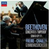 Concerto No.5 Emperor / Sonata Op.111 (CD) - Nelson Freire
