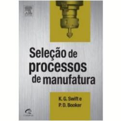 SELECAO DE PROCESSOS DE MANUFATURA (8535272887)