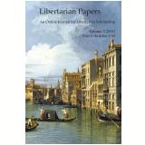 Libertarian Papers, Vol. 3, Part 1 (2011) (Ebook) -