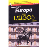 Guia De Viagem Europa Para Leigos - Donald Olson
