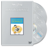 Walt Disney Treasures - Cronologia do Donald (DVD) -