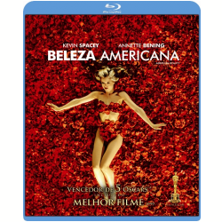 Blu - Ray - Beleza Americana - Kevin Spacey, Annette Bening - 7890552098517