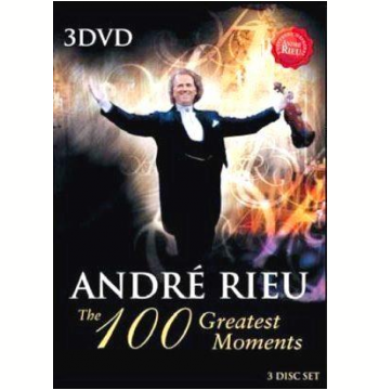 André Rieu: The 100 Greatest Moments (DVD)