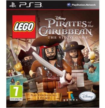 LEGO Pirates of the Caribbean: The Video Game (PS3)