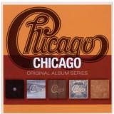 Box - Chicago - Original Álbum Series (CD) - Chicago