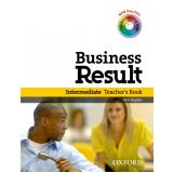 Business Result Intermediate Teacher'S Book Dvd Pack -