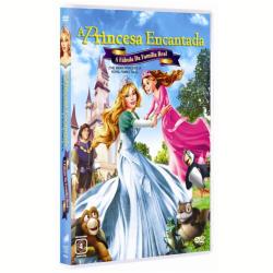 A Princesa Encantada - A F�bula Da Fam�lia Real (DVD)