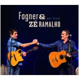 Fagner E Zé Ramalho Ao Vivo (CD) - Fagner E Zé Ramalho