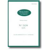 Revista Jurídica Do Urbanismo E Do Ambiente - N.ºs 31/34 - Jan. / Dez. 2009/2010 - Vários
