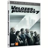 Velozes e Furiosos 7 (Duplo) (DVD) - Vários (veja lista completa)