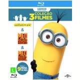 Coleção Os Minions (Blu-Ray) - Vários (veja lista completa)