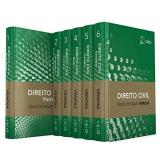 Coleção De Direito Civil - 6 Vols. - Sílvio de Salvo Venosa (Org.)