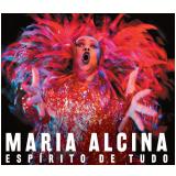 Maria Alcina - Espirito De Tudo (CD) - Maria Alcina