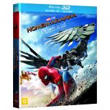 Homem-Aranha - De Volta ao Lar (Blu-Ray 3D) + - Vários (veja lista completa)