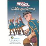 Os Três Mosqueteiros - Alexandre Dumas, Mauricio de Sousa