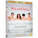 Will & Grace - 1ª Temporada (DVD) - Sean Hayes, Debra Messing