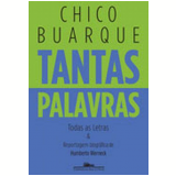 Tantas Palavras - Chico Buarque