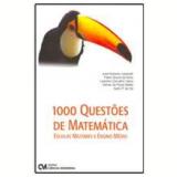 1000 Questões de  Matemática - José Roberto Julianelli, Fábio Souza da Silva, Leandro Carvalho Vieira ...