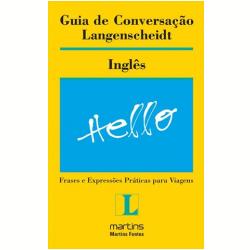 Guia de Conversa��o Langenscheidt - Ingl�s