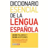 Diccionario Esencial de la Lengua Española - Vários autores