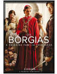 Os Borgias - 1� Temporada (DVD)