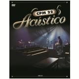 CPM 22 - Acústico (DVD) - CPM 22