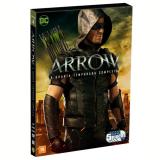 Arrow - 4ª Temporada (5 Dvds) (DVD) - Vários (veja lista completa)