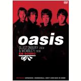 Oasis Em Dobro - Glastonbury 2004 & Wembley 2008 (DVD) - Oasis