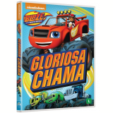 Blaze And The Monster Machines - Gloriosa Chama (DVD) - Vários (veja lista completa)