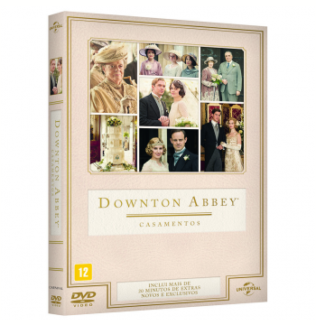 Downton Abbey - Casamentos (DVD)