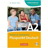 Pluspunkt Deutsch Gesamtband 2 (einheit 1-14): Europäischer Referenzrahmen: A2. Arbeitsbuch - Joachim Schote, friederike Jin, jutta Neumann