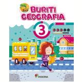 Buriti - Geografia - 3º Ano - Editora Moderna