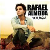 Rafael Almeira - Vem Jogar (CD) - Rafael Almeira