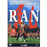Ran (DVD) - Akira Kurosawa (Diretor)
