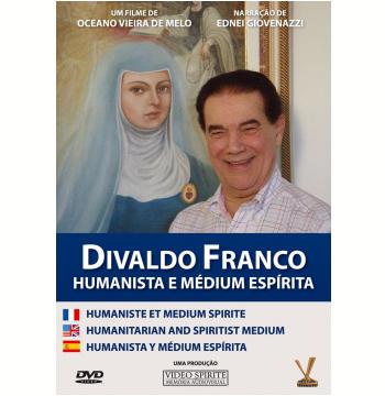 Divaldo Franco - Humanista e Médium Espírita (DVD)