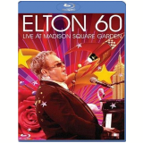 Elton 60 - Live at Madison Square Garden (Blu-Ray) - Elton John