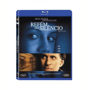 Refém do Silêncio (Blu-Ray)