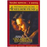 Uma Mente Brilhante - Edição Especial (DVD) - Vários (veja lista completa)