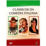 Clássico da Comédia Italiana - Seduzida & Abandonada, Divórcio à Italiana, Os Eternos (DVD) - Claudia Cardinale, Marcello Mastroianni, Vittorio Gassman