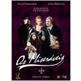 Os Miseráveis - Minissérie Completa (DVD)