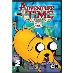 DVD - Hora De Aventura Com Finn & Jake ( Vol. 2 ) - Larry Leichliter - 7892110186629