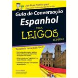 Guia De Conversaçao Espanhol Para Leigos - Susana Wald