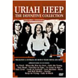 Uriah Heep - Definite Collection (DVD) - Uriah Heep