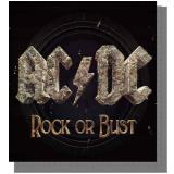 Ac/dc - Rock Or Bust (CD) - AC/DC
