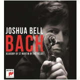 Joshua Bell - Bach (CD) - Joshua Bell